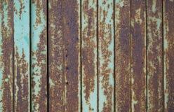 rusty tło Fotografia Royalty Free