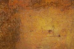 Rusty texture. Texture of old rusty surface Stock Photography