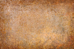 Rusty texture. Texture of old rusty surface Stock Images