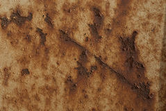 Rusty texture Royalty Free Stock Photo