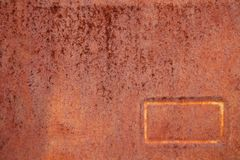 Rusty texture Stock Photo