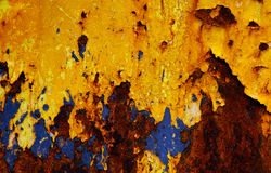 Rusty texture Royalty Free Stock Images