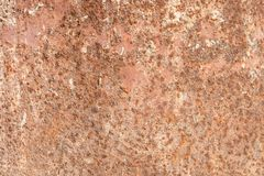Rusty texture background, abstract surface of a rusty iron wall royalty free stock images