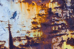 Rusty texture Royalty Free Stock Photography