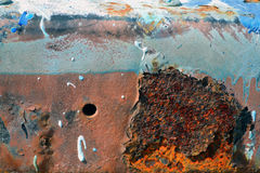 Rusty texture surface Royalty Free Stock Photography
