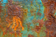 Rusty texture surface Stock Photography