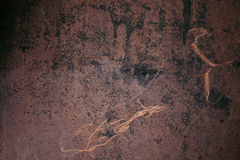 Rusty textured metal background. Grunge, old metal Royalty Free Stock Photos