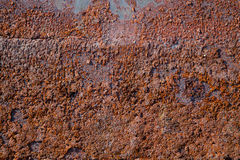 Rusty Thick Metal Stock Images