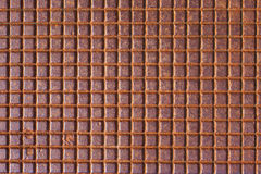 Rusty tiled metal Stock Images
