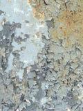 Rusty tin Stock Photography