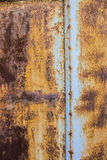 Rusty tin Stock Images