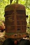 Rusty Tractor Graveyard fotografia stock libera da diritti