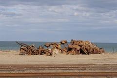 Rusty train Royalty Free Stock Photography