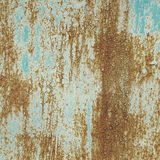 Rusty trash background Stock Image