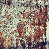 Rusty trash background Royalty Free Stock Photo