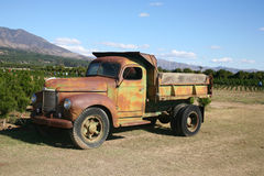 Free Rusty Truck Royalty Free Stock Photography - 4165837