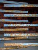 Rusty Turnstile Royalty Free Stock Photo