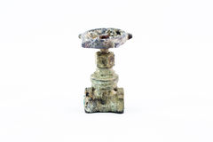Rusty Valve Stock Photography