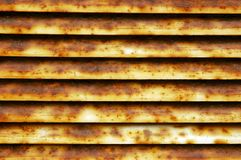 Rusty Vent Royalty Free Stock Image