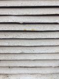 Rusty Ventilation Shaft Close Up anziano Immagine Stock Libera da Diritti