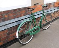 Rusty Vintage Bicycle Royalty-vrije Stock Afbeelding