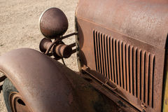 Rusty Vintage Truck Stock Photography