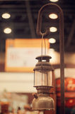 Rusty vintage and very old lantern Royalty Free Stock Photos