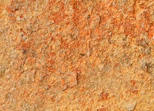 Rusty Wall. Royalty Free Stock Images
