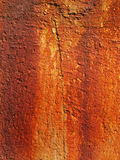 Rusty wall Royalty Free Stock Photo