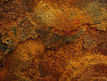 Rusty wall Royalty Free Stock Photos