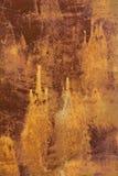 Rusty wall Stock Image