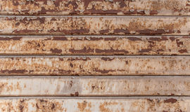 Rusty wall in Tuscany Royalty Free Stock Image