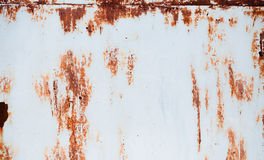 Rusty wall ,use as background Royalty Free Stock Photo