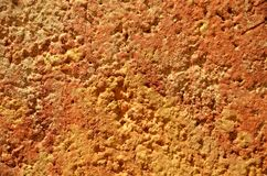 Rusty wall Royalty Free Stock Image