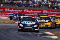 Rusty Wallace, driver di NASCAR Fotografie Stock Libere da Diritti