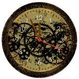 Rusty watch stock illustration