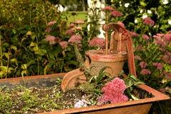 Rusty Water Pump Stock Photos