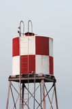 Rusty water tower Royalty Free Stock Photography