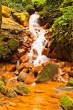 Rusty waterfall Stock Images