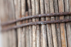 Rusty wire Royalty Free Stock Images
