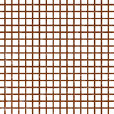 Rust wire mesh pattern isolated Stock Images