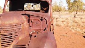 Rusty wrecks SLOW MOTION