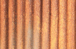 Rusty zinc background Royalty Free Stock Photo