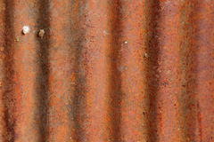 Rusty Zinc background Royalty Free Stock Images