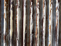 Rusty zync,. Texture of rusty and erode galvanized iron Royalty Free Stock Photos