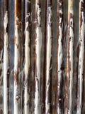 Rusty zync. Texture of rusty and erode galvanized iron Stock Photo