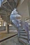 Ruszać się po spirali schodki przy wah fu Fotografia Stock