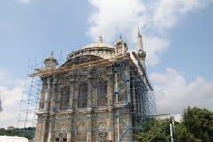 Ortakoy meczet Fotografia Stock