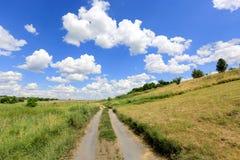 Rut road Stock Image