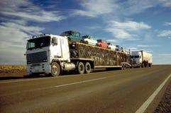 Ruta 3 de La Images stock